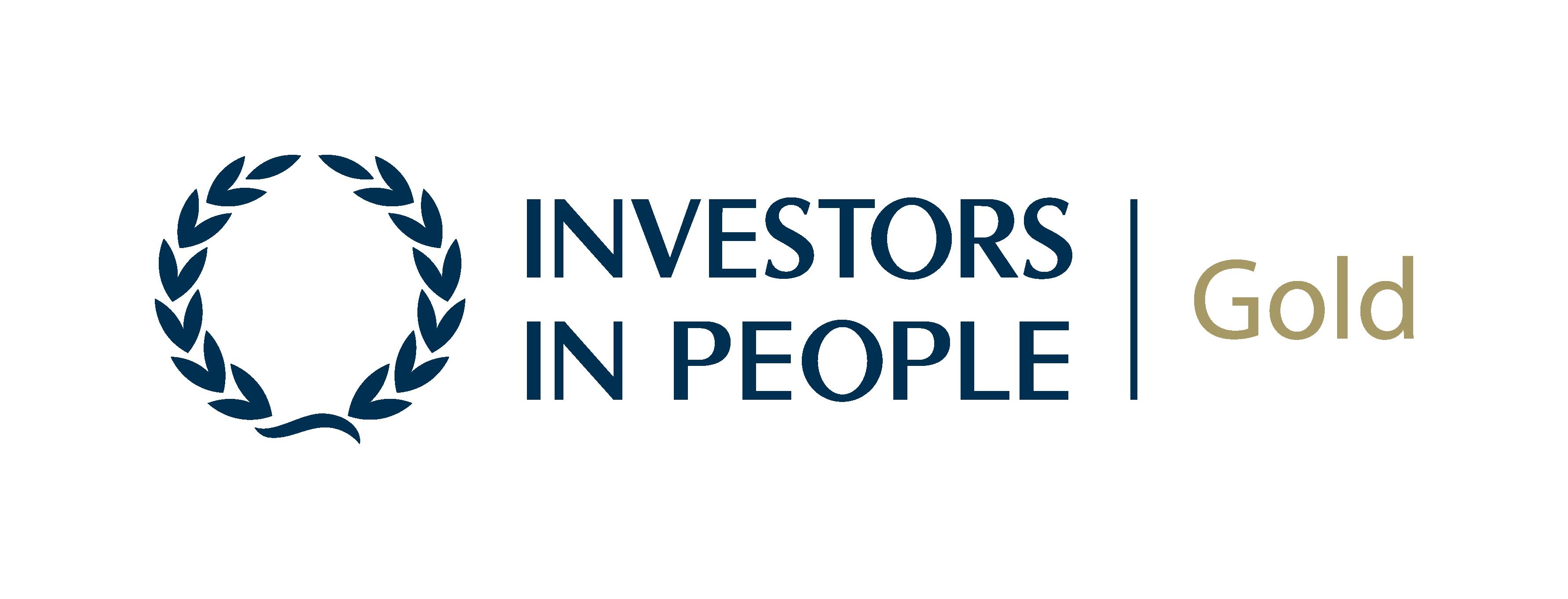Investors in People Gold