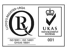 UKAS ISO 9001