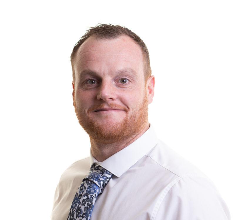 Staff Spotlight: Gavin Chesney