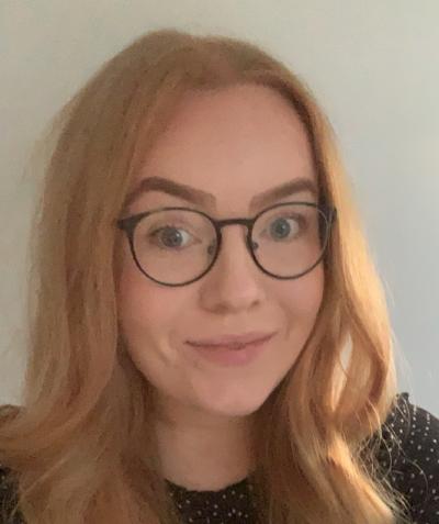 Joining the team: Megan Smyth