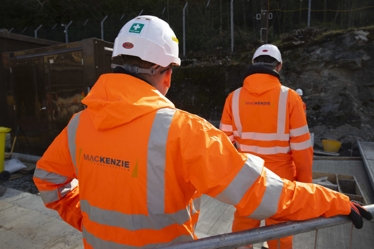Mackenzie Construction: Working to deliver our digitalisation ambitions