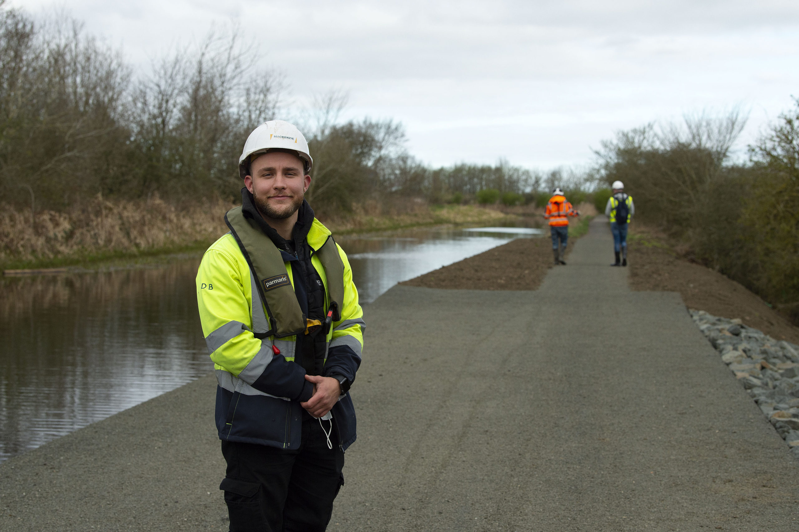 A collaborative effort: responding to the Union Canal breach